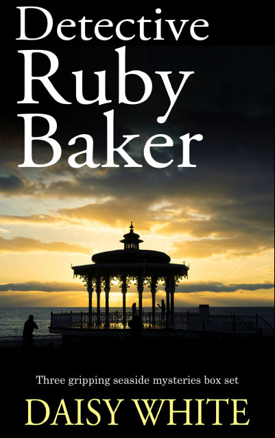 Daisy White Author - Ruby Baker Series